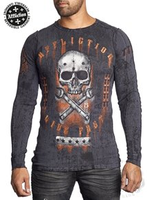 Affliction On The Tracks Thermal
