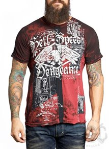 Affliction Hell Speed Tee