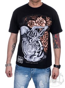 Sullen Copper Rose T-shirt