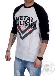 Metal Mulisha Raceday Raglan