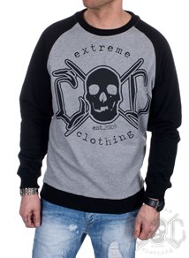 eXc eXc Sweatshirt Black/Grey