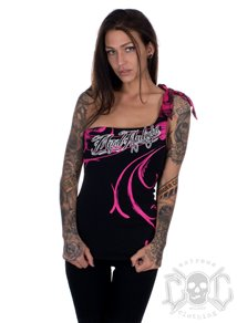 Metal Mulisha Janina One Shoulder