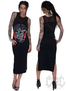 eXc Girls That Ride Mesh Dress