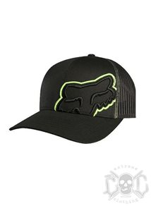 Fox Scalpel Snapback Black/Green